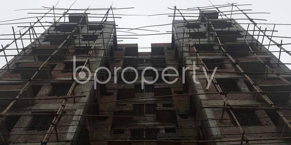 3 Bedroom Apartment for Sale in Bashundhara R-A, Dhaka - Available In Bashundhara, A 1550 Sq. Ft Apartment For Sale, Near To Basundhara Residential Area Puja Mondop