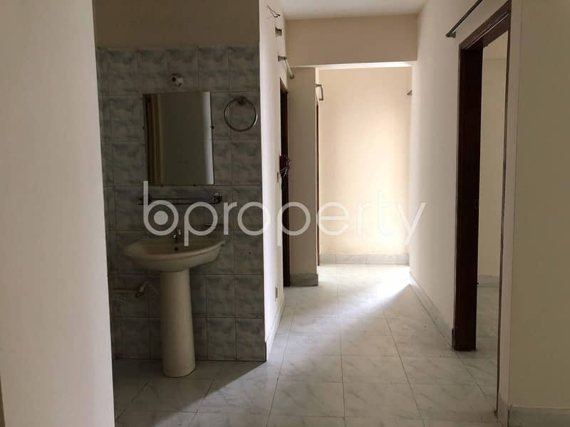 An 1150 Sq Ft Flat Available For Sale In Kalabagan
