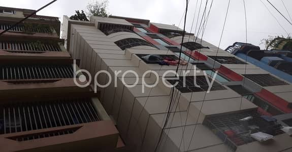 3 Bedroom Apartment for Rent in 10 No. North Kattali Ward, Chattogram - A 1220 Sq. Ft Apartment Is Ready For Rent At CDA Residential Area, Near Nurani Jaame Masjid.
