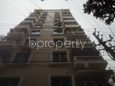 3 Bedroom Apartment for Sale in Mirpur, Dhaka - Check This Fine Looking Flat Of 1412 Sq Ft Offered For Sale At West Shewrapara