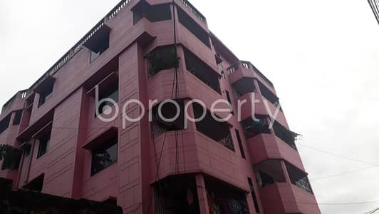 A Ready 1450 Sq. ft Apartment For Rent In Halishahar Near Cambrian School And College