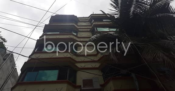 2 Bedroom Flat for Rent in Mohammadpur, Dhaka - Plan to move in this 750 SQ FT flat which is up to Rent in Mohammadpur
