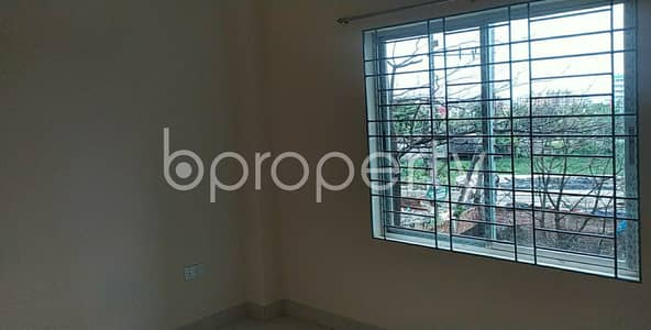 2 Bedroom Flat for Rent in Halishahar, Chattogram - Start A New Home, In This Flat Including 2 Bedroom Is Up For Rent In North Halishahar
