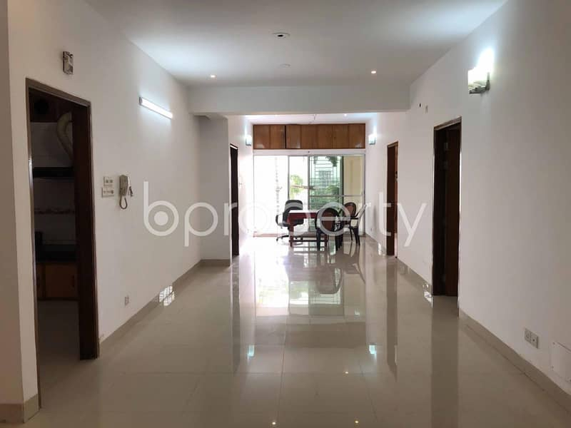 Offering You A 2200 Sq Ft Spacious And Nice Flat For Sale In Mirpur DOHS