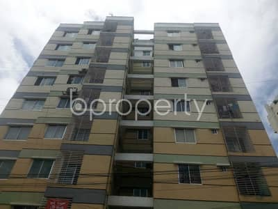 3 Bedroom Apartment for Sale in Banasree, Dhaka - A 1150 Sq. ft Ready Flat For Sale In The Location Of South Banasree Project