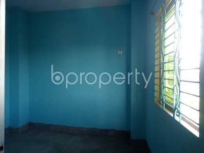 1 Bedroom Flat for Rent in 16 No. Chawk Bazaar Ward, Chattogram - Lovely Apartment Covering An Area Of 600 Sq Ft Is Up For Rent In Kapasgola Near Uttara Bank Limited.