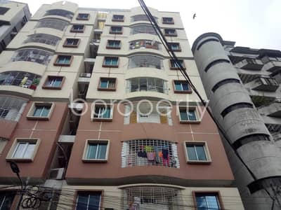 3 Bedroom Flat for Rent in Lalbagh, Dhaka - An Attractive Apartment Is Up For Rent Covering An Area Of 1050 Sq Ft At Bakshi Bazar