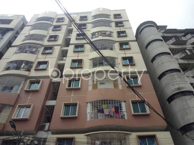 2 Bedroom Flat for Rent in Lalbagh, Dhaka - Offering You An Excellent 1000 Sq Ft Flat For Rent In Bakshi Bazar