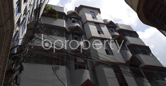 1 Bedroom Flat for Rent in Dakshin Khan, Dhaka - Wonderful Small Flat Covering An Area Of 500 Sq Ft Is Available For Rent In Ashkona