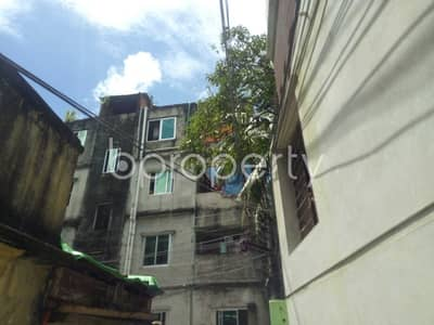 1 Bedroom Apartment for Rent in 16 No. Chawk Bazaar Ward, Chattogram - Check This 650 Sq. ft Ready Apartment Up For Rent At Kapasgola Near Uttara Bank Limited.