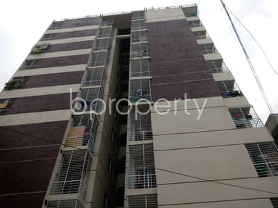 3 Bedroom Flat for Rent in Shyamoli, Dhaka - Comfortable And Well Designed Flat Of 1500 Sq Ft In Shyamoli Is Up For Rent, Near Crest International School & College