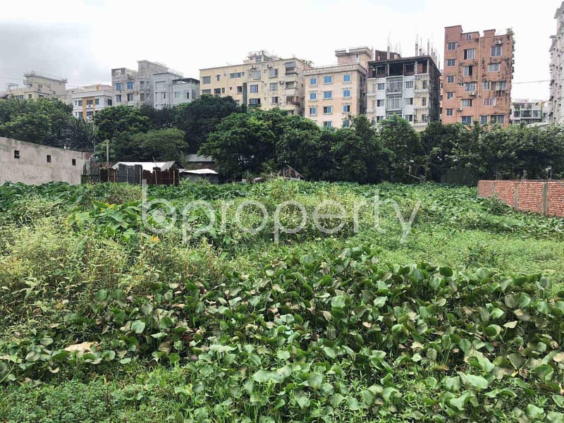 Spacious 14400 Sq Ft Plot Is Now For Sale In Mirpur