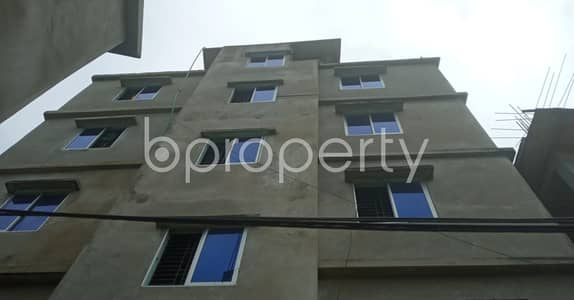 1 Bedroom Flat for Rent in Patenga, Chattogram - For rental purpose 480 Square feet flat is available in Dhumpara