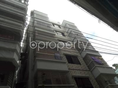 A Flat Is Waiting For Rent At Shahid Abdul Azij Road, Jagannathpur