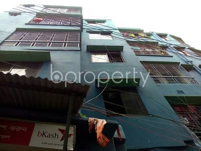 2 Bedroom Flat for Rent in Gazipur Sadar Upazila, Gazipur - Create Your New Home In A 700 Sq Ft Nice Flat For Rent In Tongi
