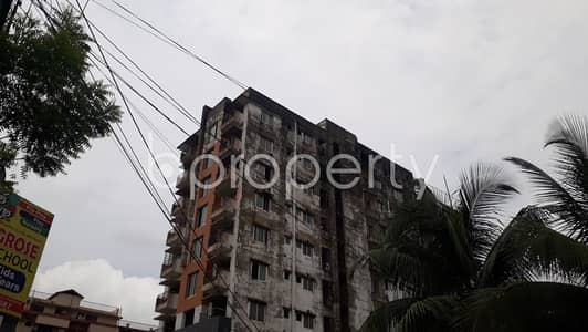 3 Bedroom Flat for Sale in Halishahar, Chattogram - Start Your New Home, In This Flat For Sale In Halishahar, Near Rabeya Bosri Girls High School
