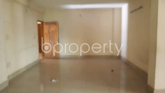 3 Bedroom Flat for Rent in Halishahar, Chattogram - Situated In North Halishahar, 1200 Sq Ft An Apartment Is Up For Rent