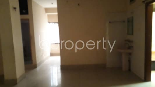 3 Bedroom Flat for Rent in Halishahar, Chattogram - Start A New Home, In This 1200 Sq Ft Flat For Rent In North Halishahar
