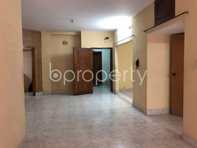 3 Bedroom Apartment for Sale in Uttara, Dhaka - Sophisticated 1450 Sq Ft Flat Is Available For Sale In Gausul Azam Avenue, Uttara