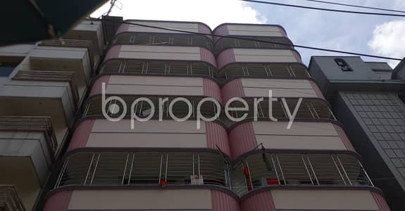 3 Bedroom Apartment for Rent in Nikunja, Dhaka - In The Beautiful Neighborhood In Nikunja A Flat Is Up For Rent