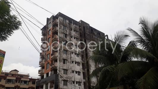 3 Bedroom Flat for Sale in Halishahar, Chattogram - This 1450 Square Feet Apartment Available For Sale In The Location Of Halishahar Housing Estate