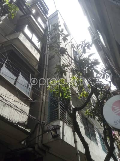 2 Bedroom Flat for Rent in Badda, Dhaka - Plan to move in this 850 SQ FT flat which is up to Rent in Shahjadpur
