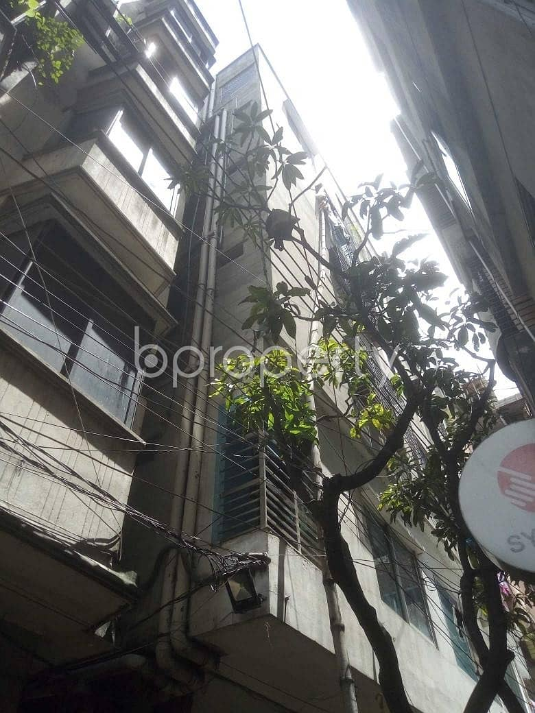Plan to move in this 850 SQ FT flat which is up to Rent in Shahjadpur