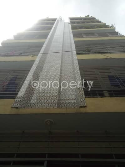 4 Bedroom Flat for Sale in Badda, Dhaka - 1800 Square Feet Large Residential Flat For Sale Near To Shahjadpur Eidgah Masjid .
