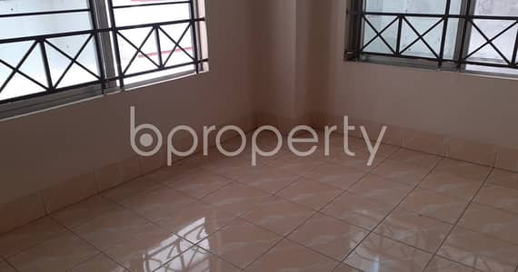3 Bedroom Apartment for Sale in Mohammadpur, Dhaka - 1000 Sq. Ft Nice Flat Is Up For Sale In Nobodoy Housing Society