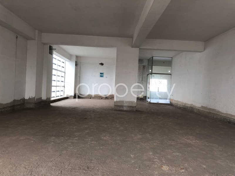 A Large 2000 Sq. Ft Commercial Space Is Up For Rent In The Location Of Muradpur Main Road