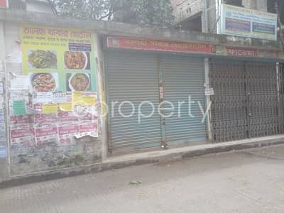 Shop for Rent in Badda, Dhaka - 100 Sq Ft shop Is Available to Rent in Badda