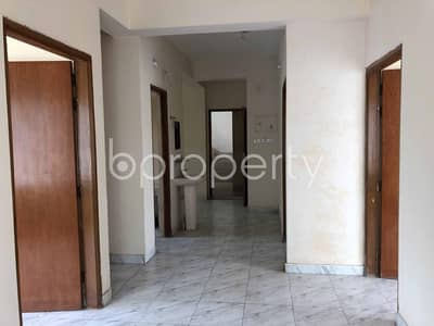3 Bedroom Apartment for Sale in Tejgaon, Dhaka - An Apartment Is Up For Sale Covering An Area Of 1050 Sq Ft At Rajabazar