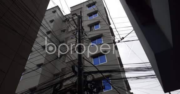 3 Bedroom Apartment for Sale in Bakalia, Chattogram - A Strongly Structured Apartment Of 1500 Sq Ft Is Available For Sale In Dewan Bazar