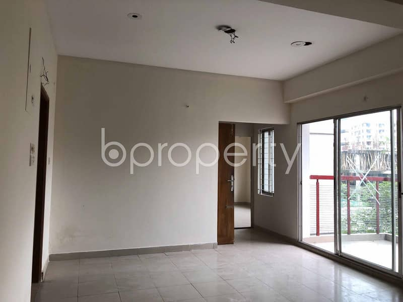 Meet With A Fascinating Ready Flat Of 1750 Sq Ft For Sale In Uttara Near To Tanjimul Ummah Pre-cadet Madrasa