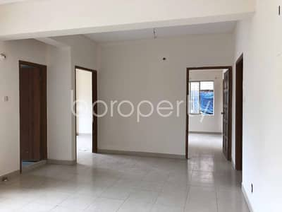 A Nicely Planned 1750 Sq Ft Flat Is Up For Sale In Uttara Nearby Tanjimul Ummah Pre-cadet Madrasa