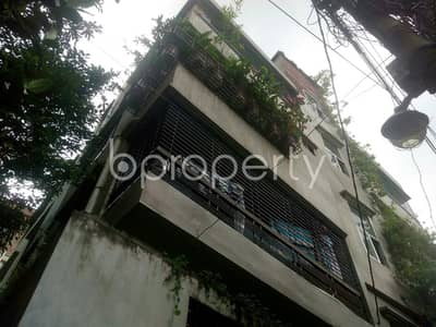 2 Bedroom Flat for Rent in Badda, Dhaka - Well Built And Lovely Flat Of 650 Sq Ft Is Vacant For Rent In Middle Badda