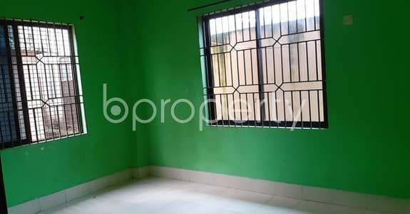 2 Bedroom Flat for Rent in Dakshin Khan, Dhaka - For Family, 850 Sq Ft Apartment For Rent In Anurbag Road, Anurbag
