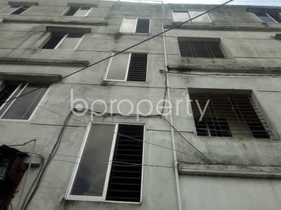 2 Bedroom Apartment for Rent in Badda, Dhaka - A Nice Apartment With Double Bedroom Is Up For Rent In Badda