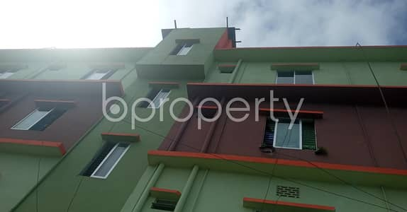 1 Bedroom Flat for Rent in Patenga, Chattogram - Well Organised Flat Of 450 Sq Ft Is Vacant For Rent In North Patenga