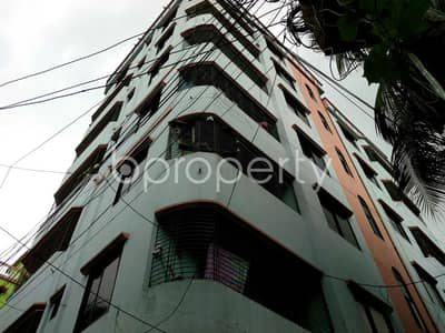 2 Bedroom Flat for Rent in Gazipur Sadar Upazila, Gazipur - Stay In This 550 Sq Ft Nice Flat Which Is Located In Auchpara, Tongi