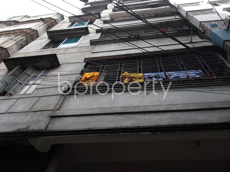 650 Sq Ft flat is now available to rent in Kazipara
