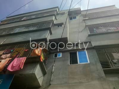 600 Sq Ft flat is now available to rent in Badda