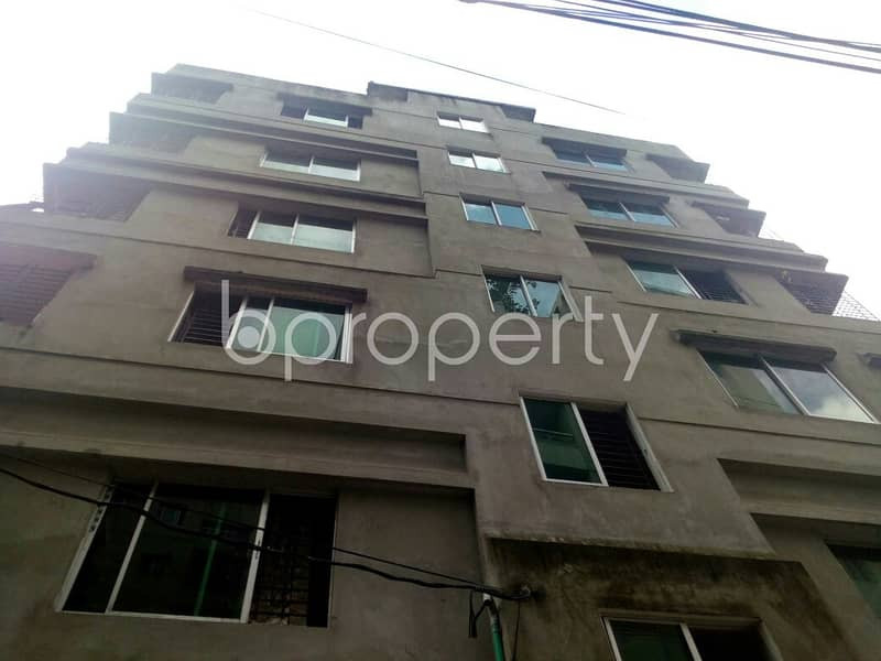 750 Sq Ft flat is now available to rent in Tejgaon
