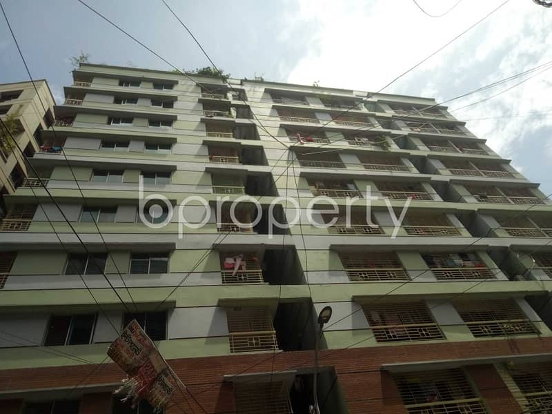Your Desired Large 3 Bedroom Home In Paribagh Is Now Vacant For Rent