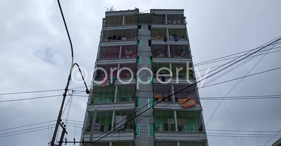 1200 SQ FT apartment is now Vacant to rent in Sholokbahar