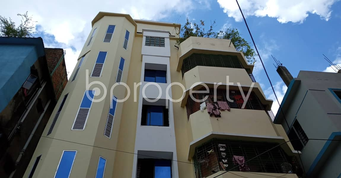 1020 SQ FT apartment is now Vacant to rent in Sholokbahar