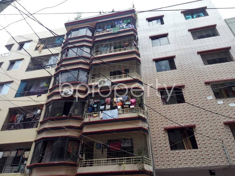 Ready flat 650 SQ FT is now to Rent in Mirpur 11
