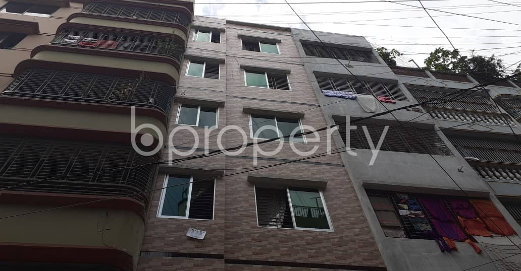700 SQ FT flat is available for rent in Mirpur 12
