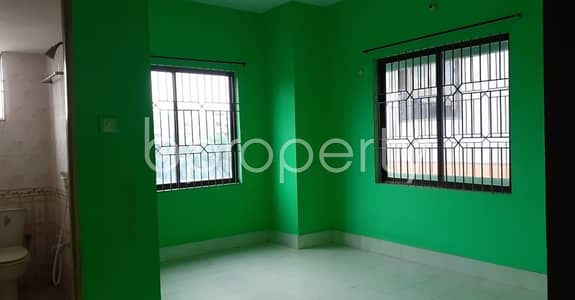 2 Bedroom Flat for Rent in Dakshin Khan, Dhaka - 2 Bedroom, 2 Bathroom Apartment With A View Is Up For Rent Nearby Mohammad Bapari Jame Mosque At Anurbag .