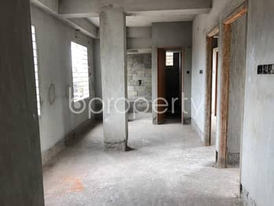 2 Bedroom Apartment for Sale in Jatra Bari, Dhaka - At Jatra Bari 600 Square Feet Brand New Flat Is Available For Sale Close To Ab Bank